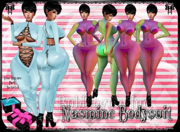 💎 Nasmine Bodysuit Mesh