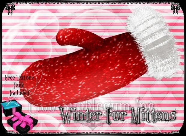 💎 Winter Fur Mittens