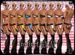 Instinct GA/AP PNG Edition