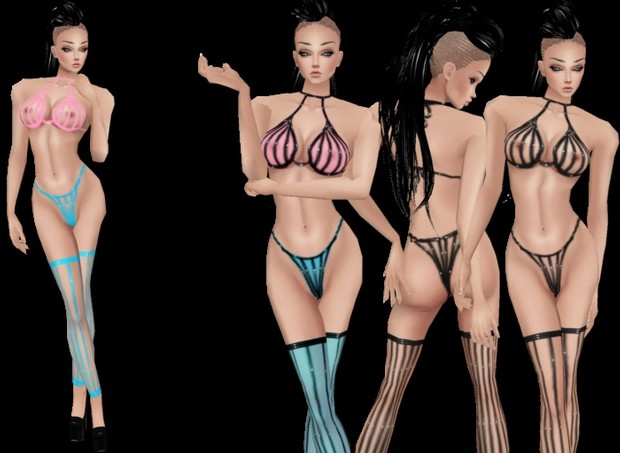 Raymaz Lingerie PNG Edition