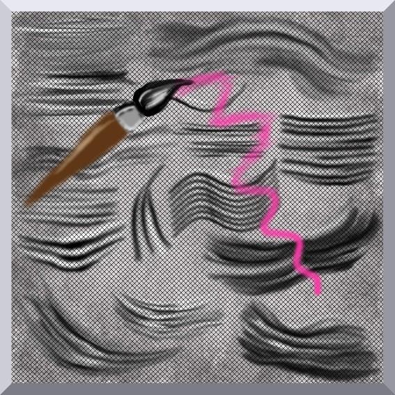 Wrinkles Brushes V1