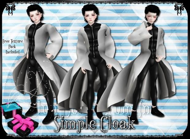 💎 Simple Cloak [mesh] Wizard
