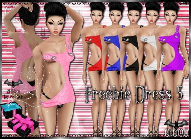 Freebie Dress 5