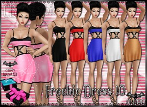 Freebie Dress 10