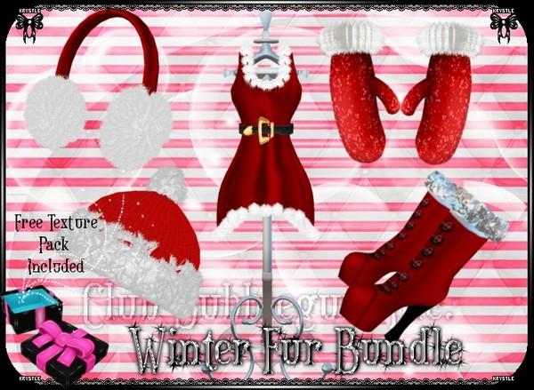 💎 Santa Baby [Mesh] Bundle