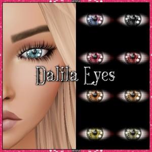 💎 Dalila Eyes