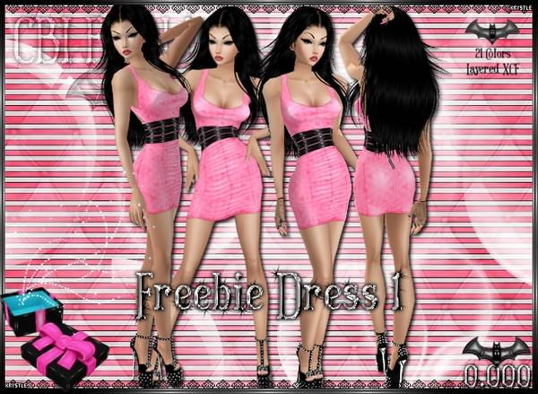 Freebie Dress 1