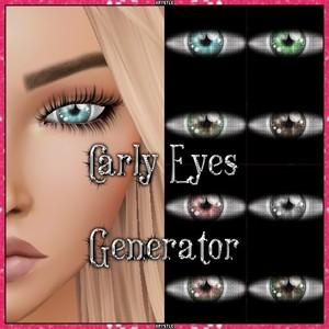💎 Carly Eyes Generator