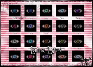 💎 Lana Eyes Genereator