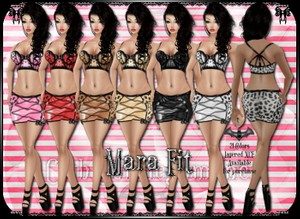 💎 Mara Fit PNG Edition