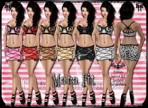 💎 Mara Fit PNG Edition