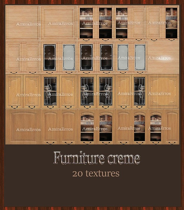 Furniture creme