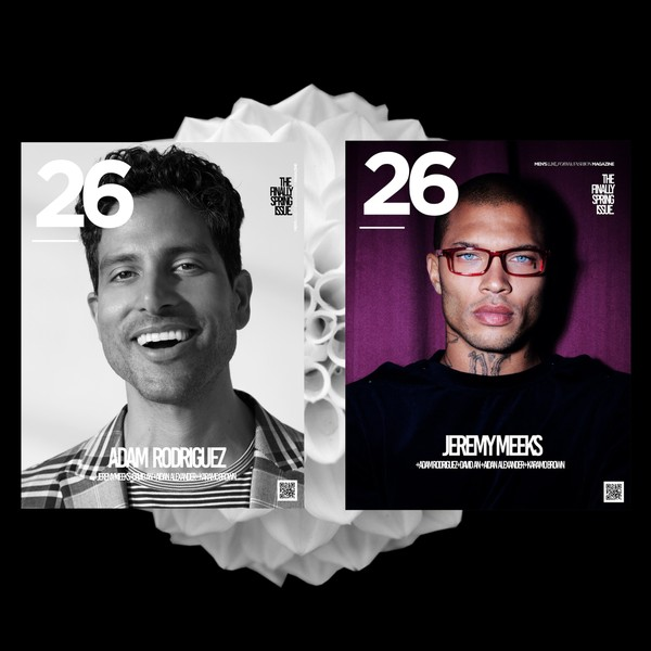 26 Magazine Spring 2018 Issue: Covered by Adam Rodriguez & Jeremy Meeks