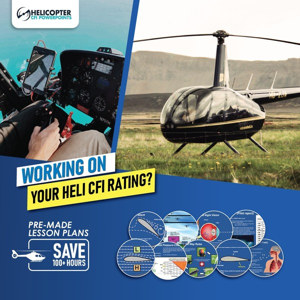 Helicopter CFi Lesson Plans (Full)