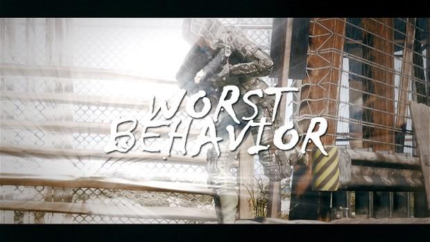 Worst Behavior (with Clips, Cinematics and Cinema4D Files)