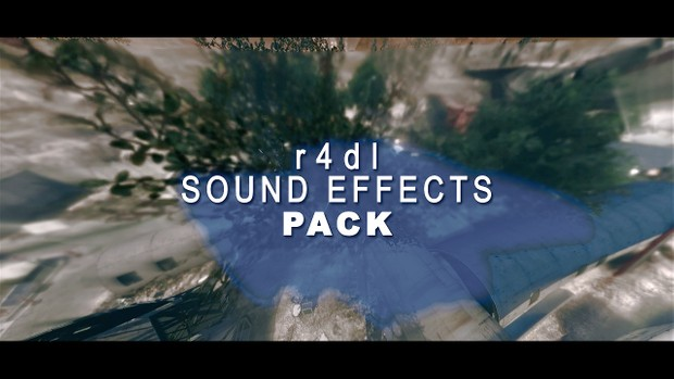 r4dl COMPLETE SFX PACK!