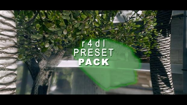 r4dl COMPLETE PRESET PACK!