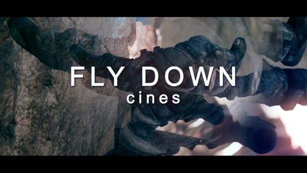 FLY DOWN! (Cinematics)