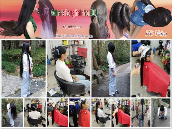 Adira's Long hair No.004