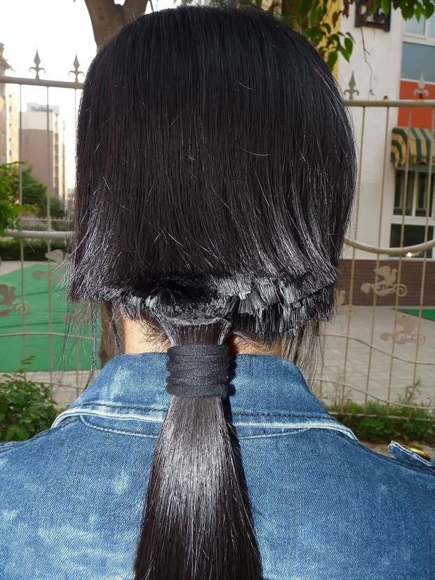 Such a good haircut No.17
