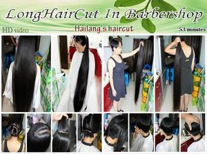 Hailang's haircut