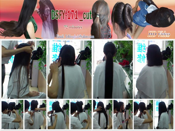 DSFY171 haircut