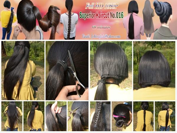 Superior Haircut No.16