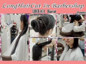 LHCB-031 Haircut