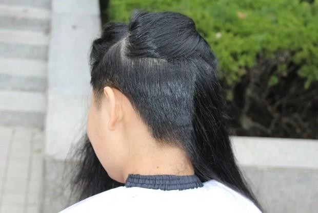 Long Hair Cut To Very Short Joblonghair