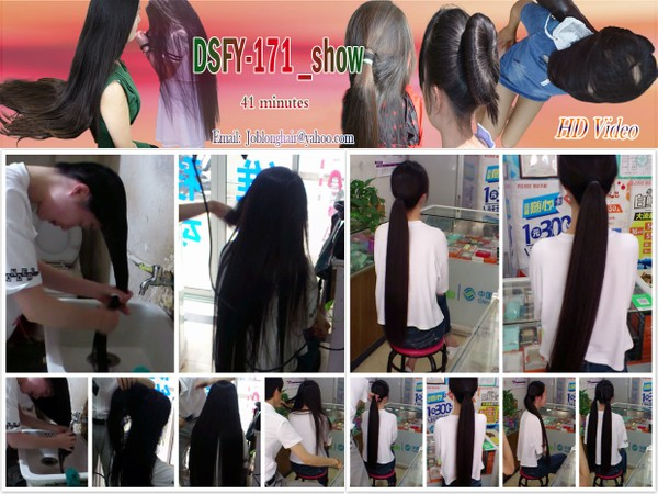 DSFY-171 Hairshow