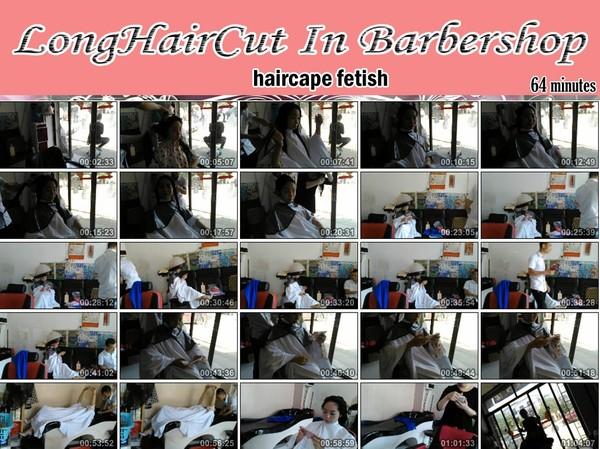 haircape fetish