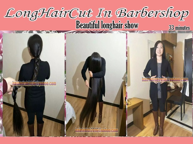 Beautiful longhair show