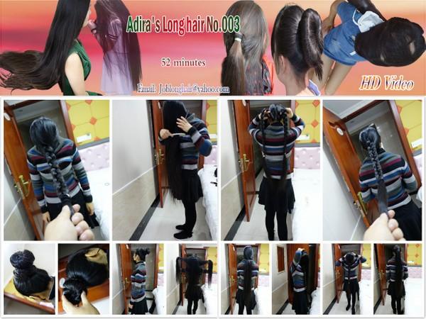 Adira's Long hair No.003
