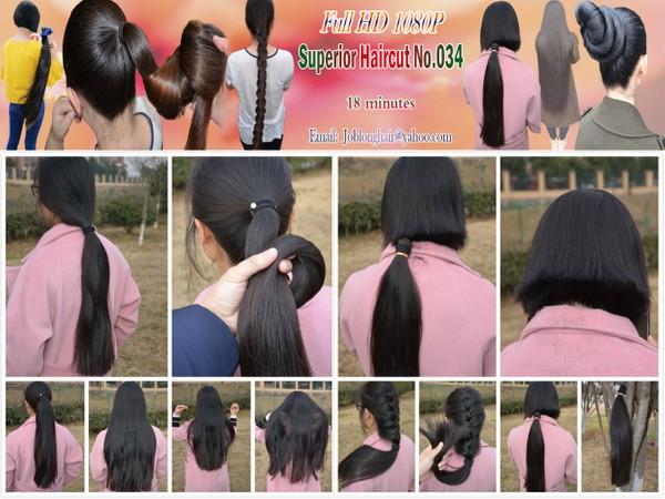 Superior Haircut No.34