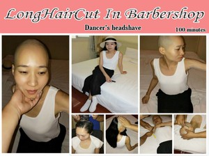 dancer's headshave