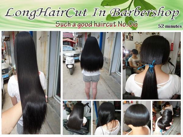 Such a good haircut No.06