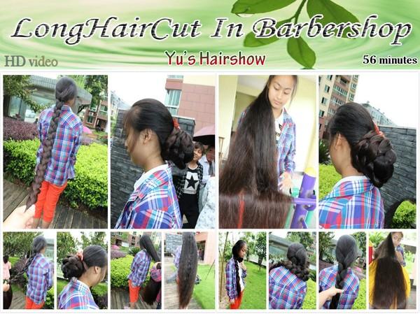 Yu's hairshow