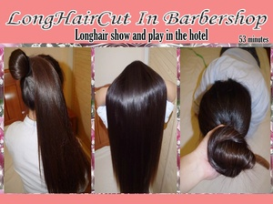 Longhair show and play in the hotel