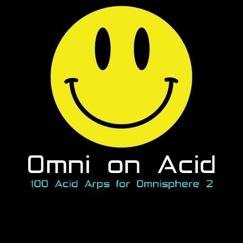 Omni on Acid - 100 Arpeggio patches for Omnisphere 2