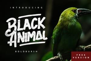 Black Animal FREE VERSION
