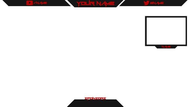 Simple Twitch Overlay