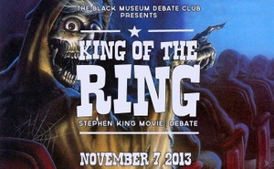 King of the Ring: Stephen King Movie Debate