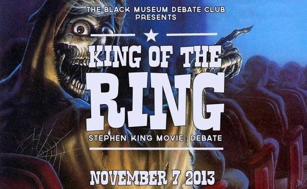King of the Ring: Stephen King Movie Debate