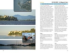 Anchoring in the Med - Mouillages en Med (GB + FR) Happy days.