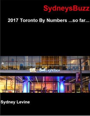 Toronto By Numbers So Far