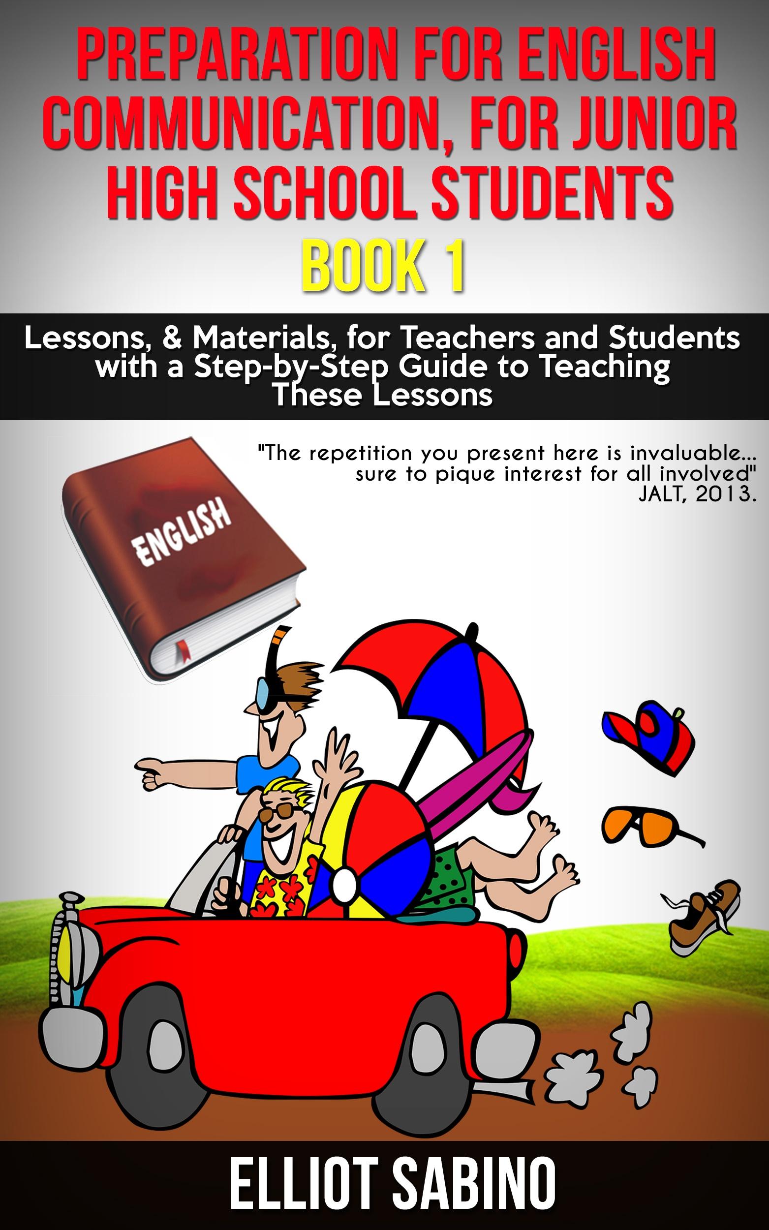 Junior English Book 1