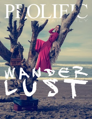 Prolific Quarterly Wanderlust Edition