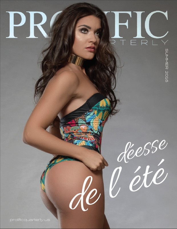 Prolific Quarterly Summer 2016 Edition de'esse de le'te'