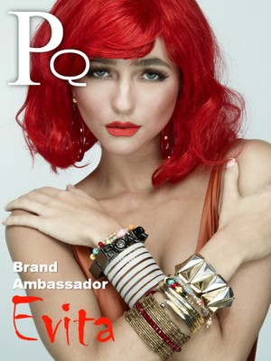 Evita Scoccia - Brand Ambassador Publication