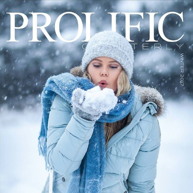 Prolific Quarterly | Winter Story | Winter 2017